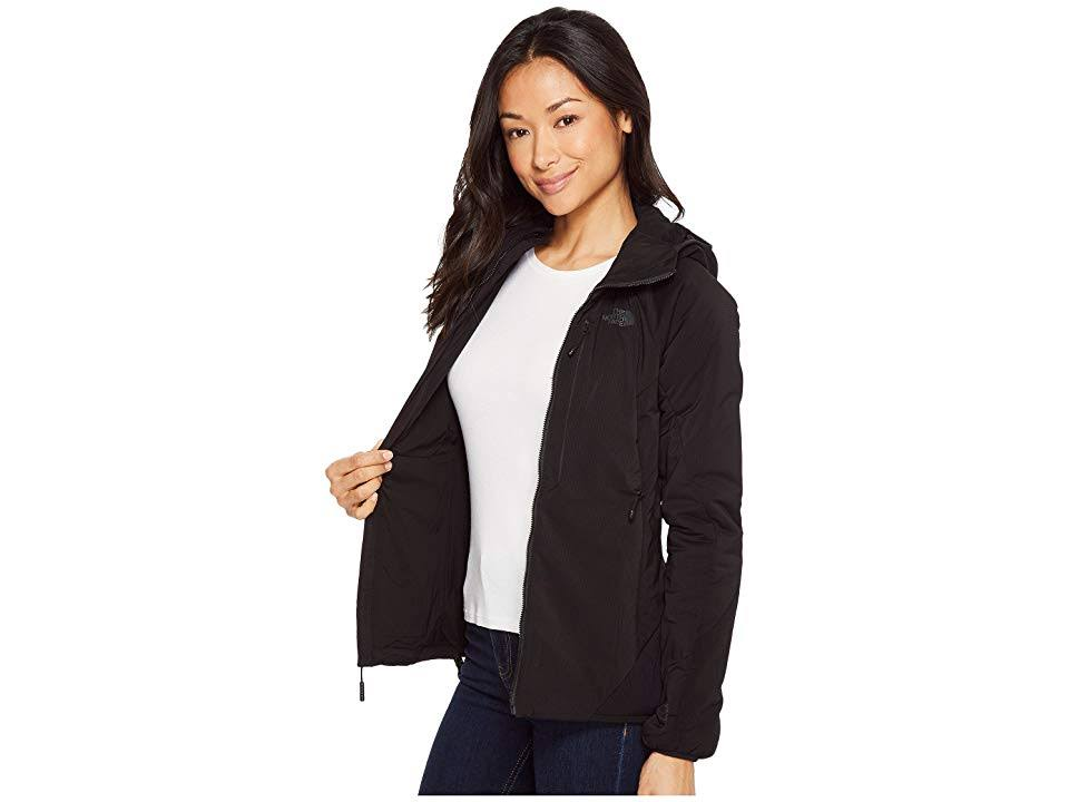 North Hoodie Mujer The Ventrix Face S Negro Jacket dCYqqRwx