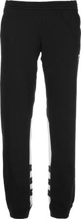 Adidas Originals Large Logo Sweat Joggers - Black - Womens