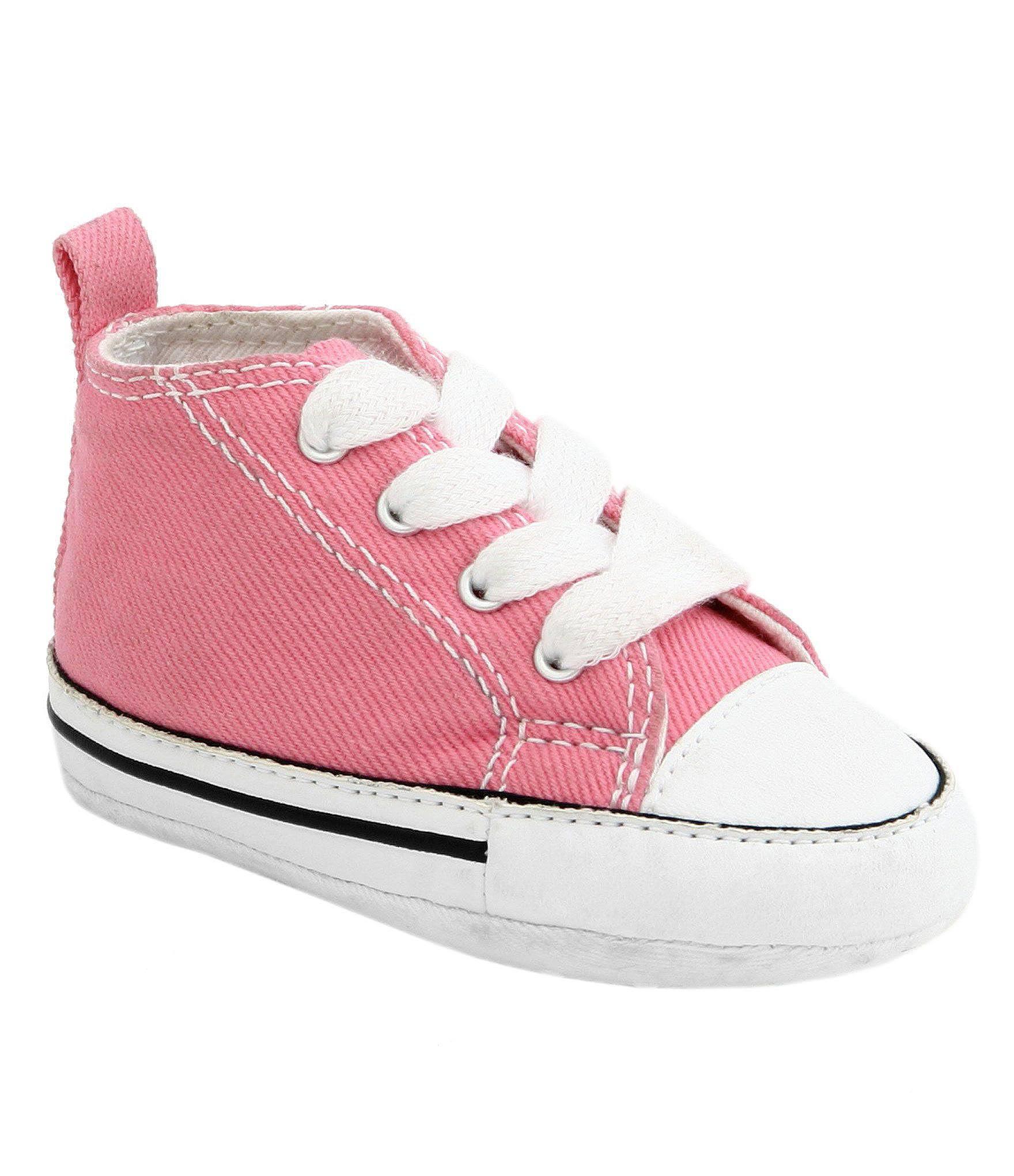 Converse Infantil 88871 Niñas First Star Tamaño 4 Para 0 Cuna Calzado Iq0IrwPf