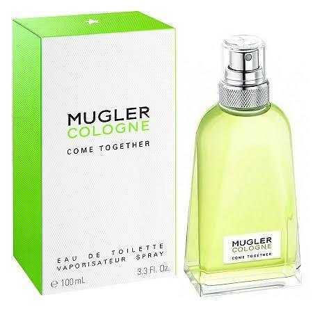 3 Cologne 3 Mugler Fl De Eau Together Onz Come Toilette Aw0TR1