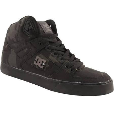 Size Shoes 5 Top 9 Camo Pure 400046 Textil Dc Wc Skate Hombre High Tx Se M qdPxA