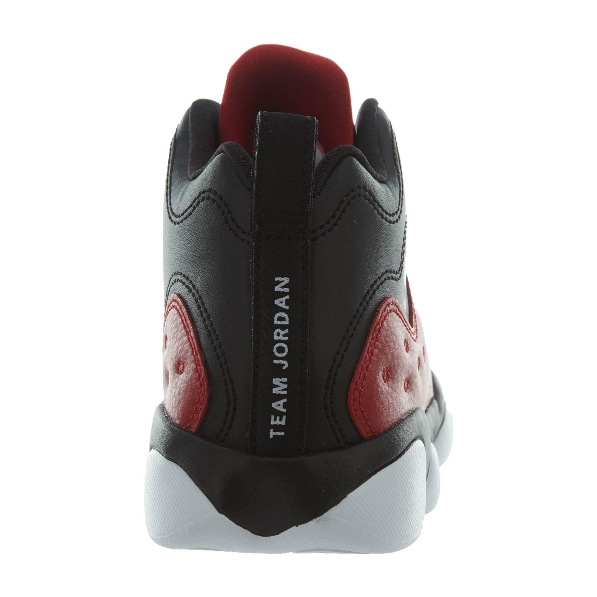 Preescolar Para Ii Baloncesto Niños Gym Zapatillas Jumpman Jordan Red Team De xwPYpAq6n