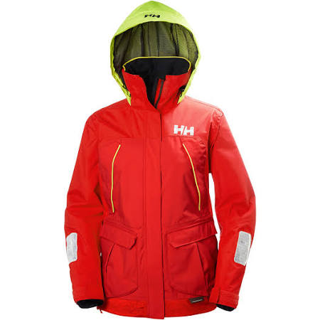 L W Womens Pier Hansen Sailing Red Jacket Helly Regular gSq0a5Tw5