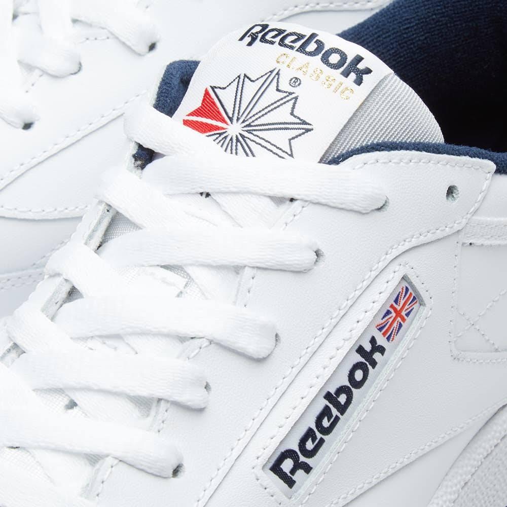 De Para Intenso Marino 85 Deporte Club Hombre Color Reebok C Azul Zapatillas Blanco En pqYIwT