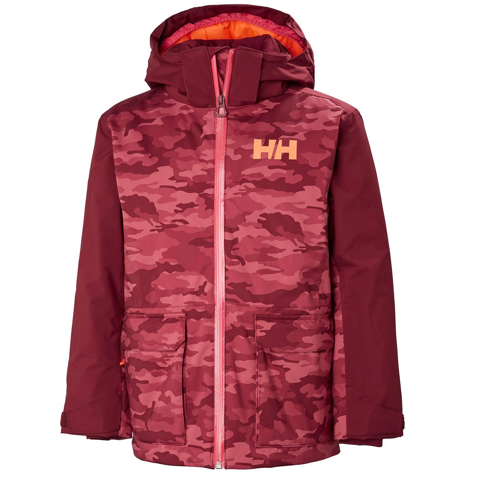 Helly Kids Jacke Hansen Skyhigh 16 176 Purple Junior qwPqRZB
