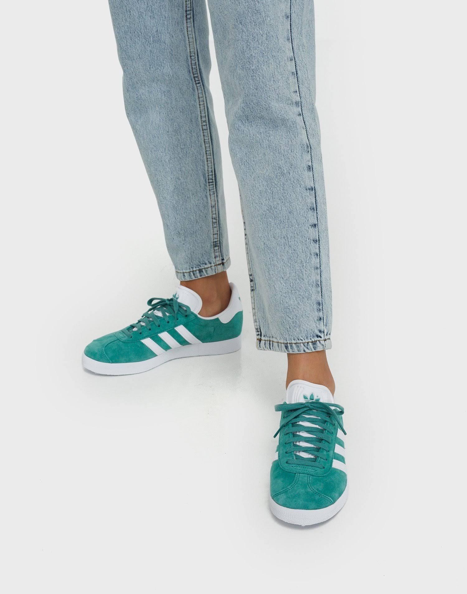 Adidas Originals - Low Top - Green - Gazelle - Sneakers