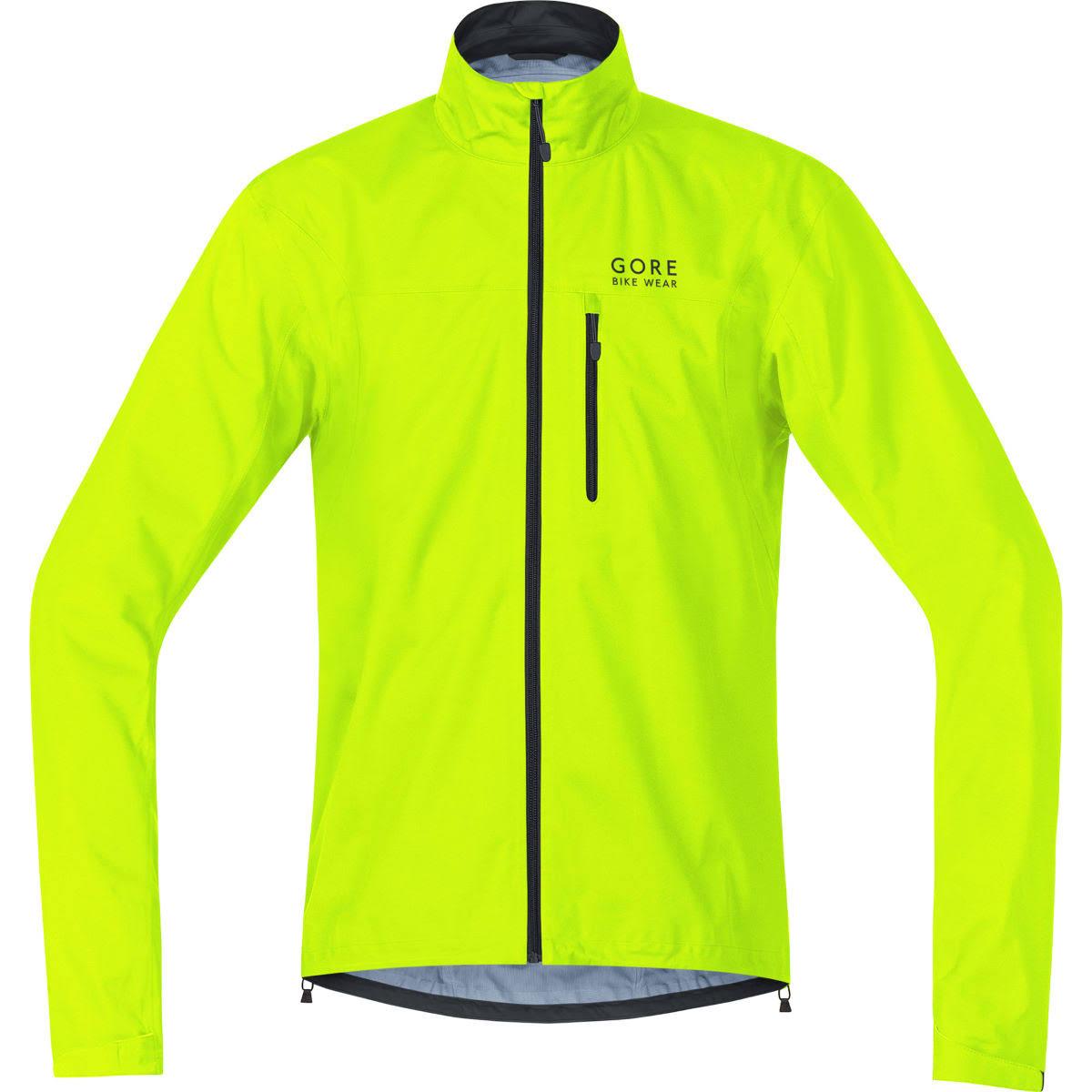 Chaqueta Active Gore Aw17 Bike Neon Gtx Amarillo E S Wear qOXFwHU