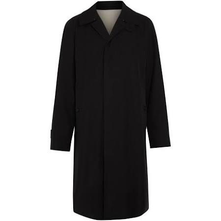 Coat Burberry Gabardine 8004370 Negro Tropical SXErqXw