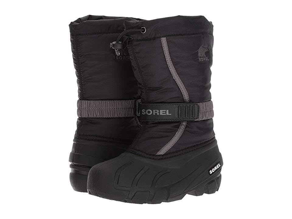 Gre Boot 1638081016 2 Black Youth City 2 Flurry Sorel qFfnx4EwXn