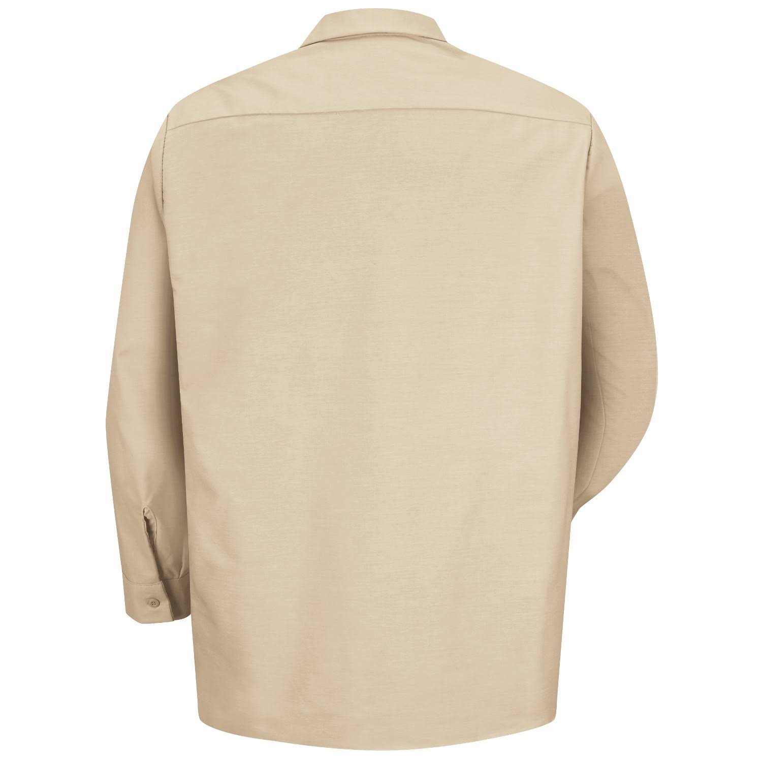 De Camisa Long Tall Tan Hombre amp; Light Medium Trabajo Para Red Industrial Big Kap dpnOrxp