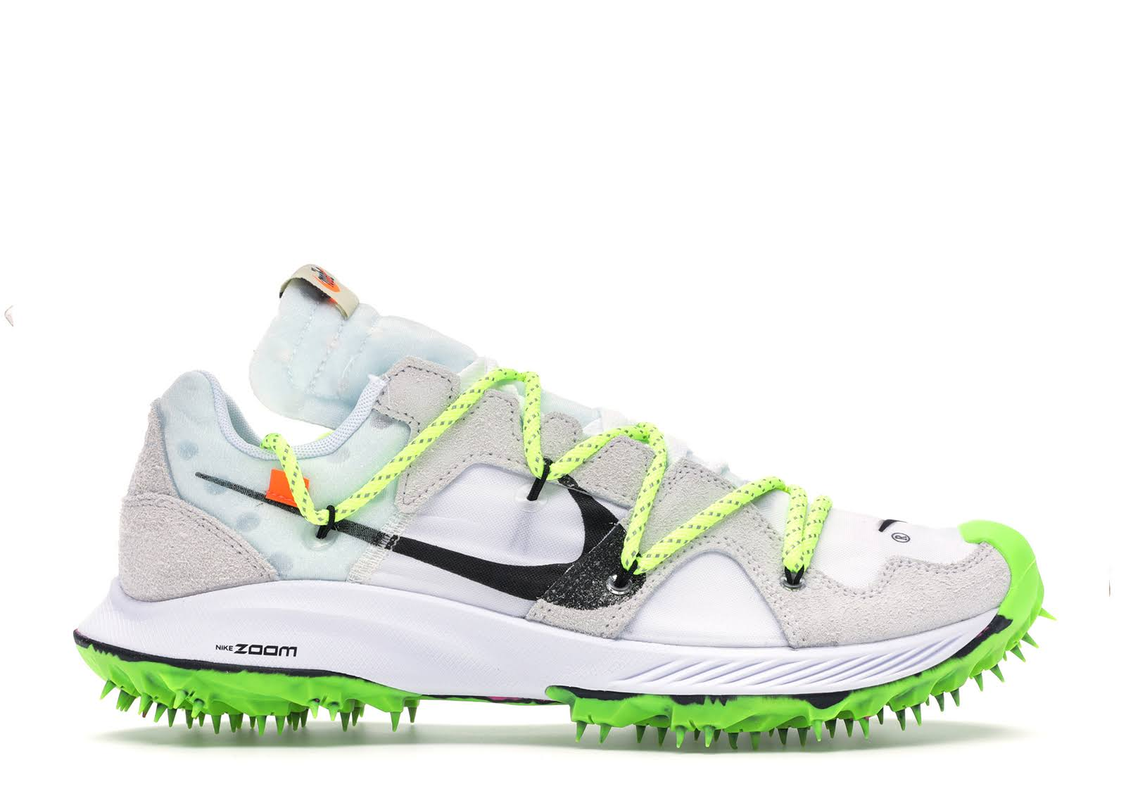 Nike Womens Zoom Terra Kiger 5 'Off-White' Shoes - Size 14.5W