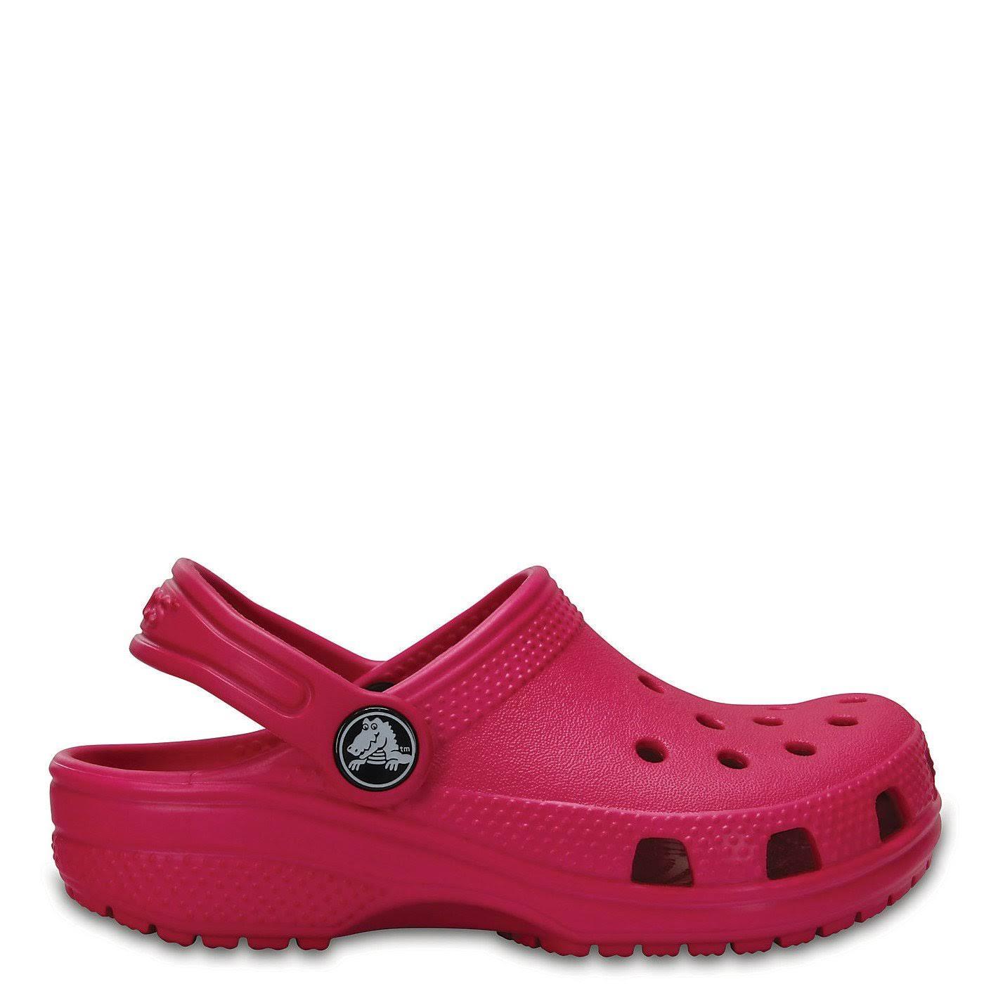 Pink Kids Clog Crocs Candy Classic 9IYEeWDH2