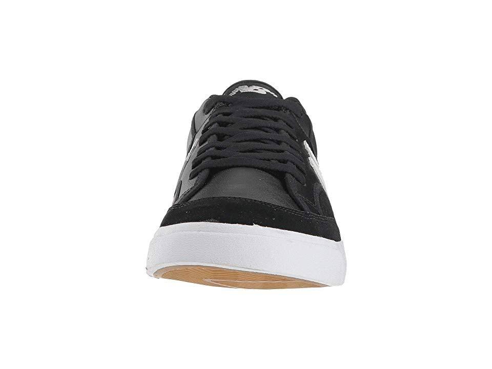 212 Balance Numeric Para tamaño 8 Hombre New Zapatos Negro Blanco wnUXC1Uxt