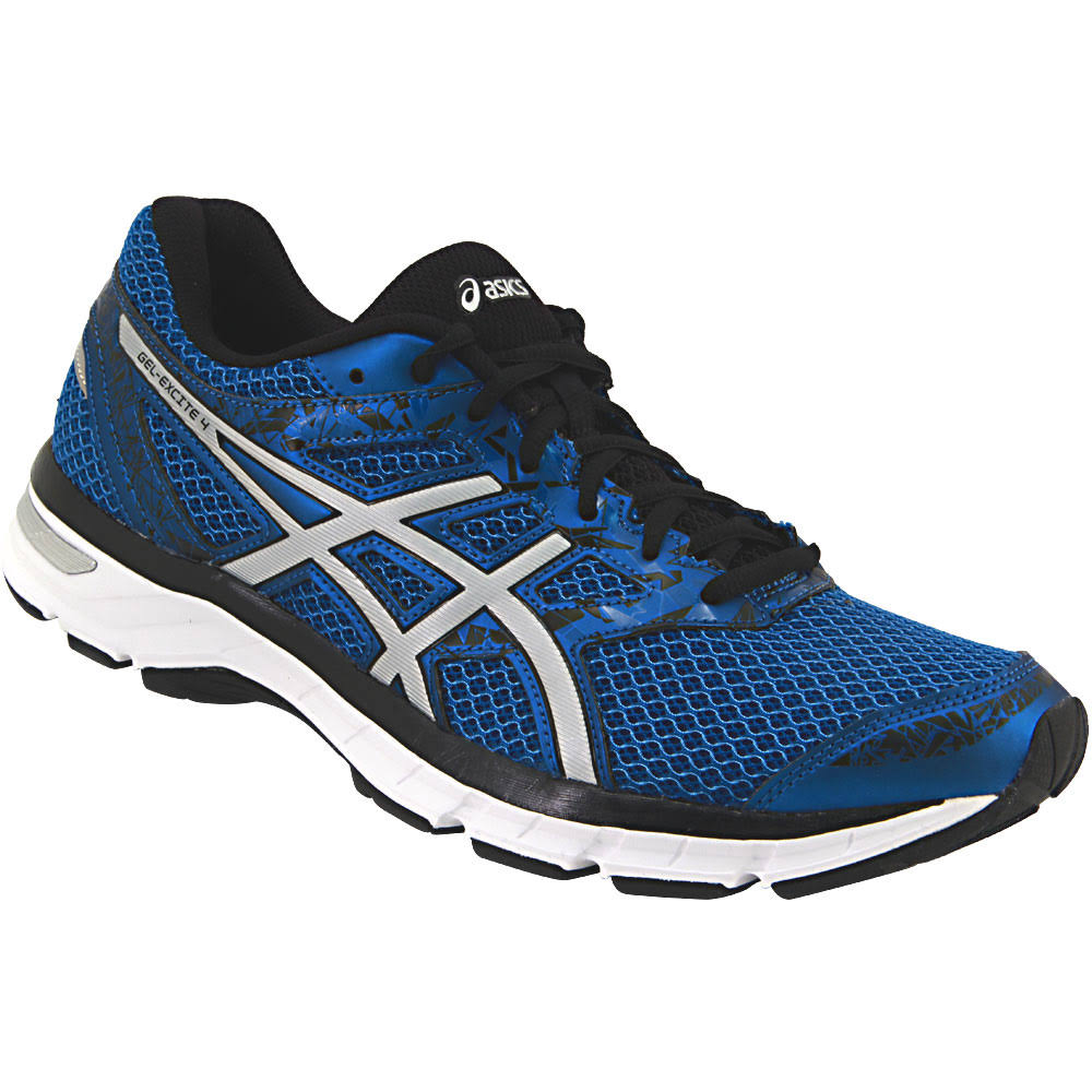 4 Running Zapatillas Gel De Negro Azul Asics 5 Excite 10 ZpqpB