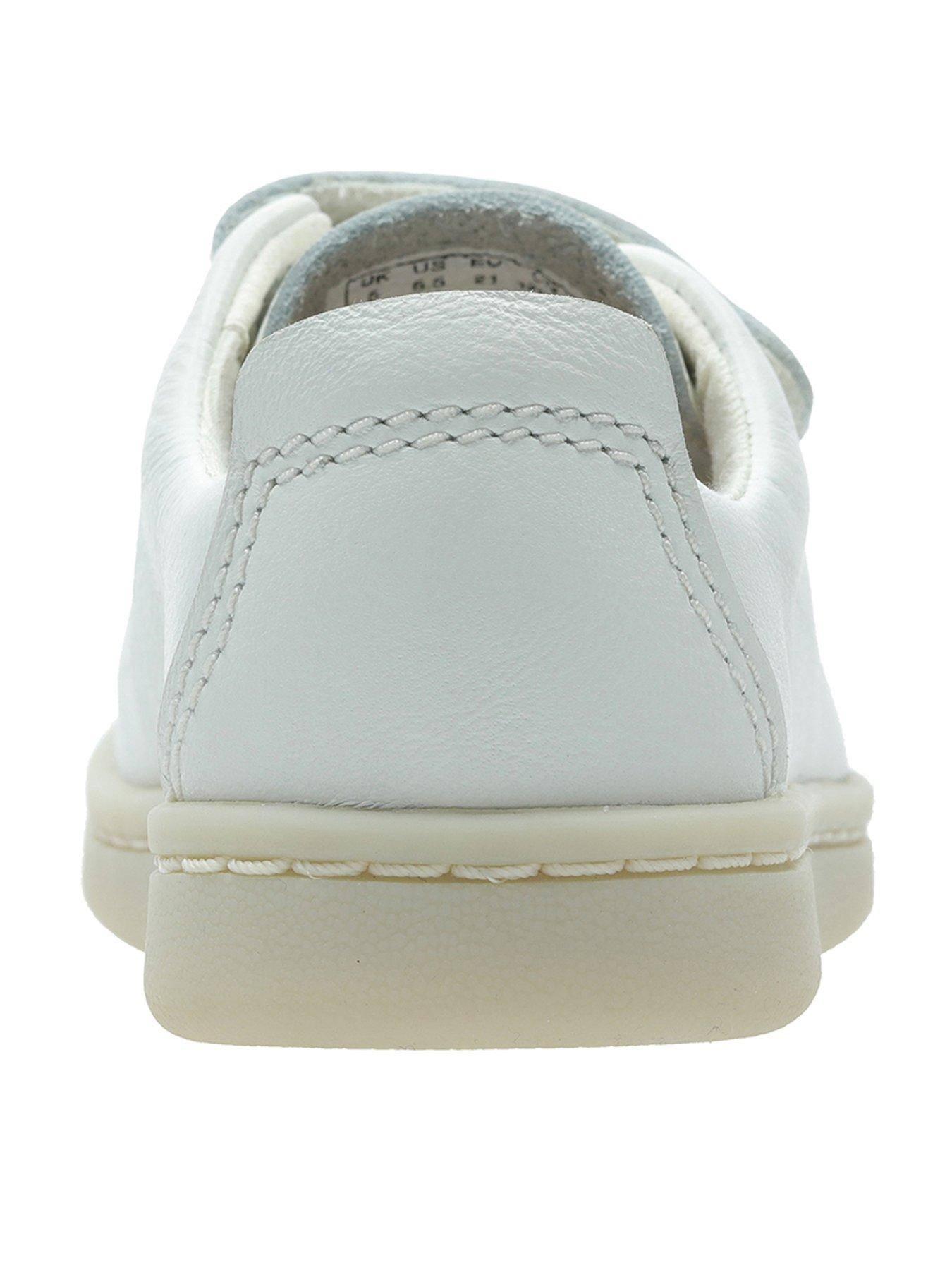 White Leather Maze 26135827 Clarks Nate deBorCWx