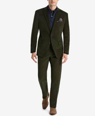 Teal 34x34 Pantalones Con Vestir Lauren Clásico Pana De Ajuste Para Ralph Hombre Elástica Dark Fq7r1FZOnw